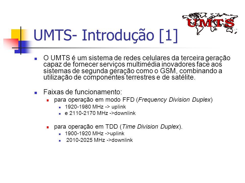 UMTS- Introdução [1]